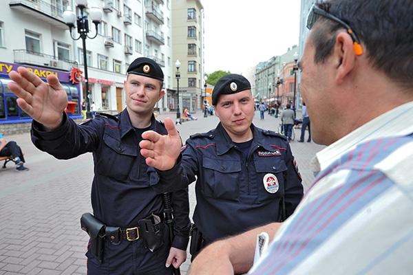 Что делать если вас остановила полиция ППС