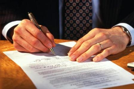 составление договоров юристом цена