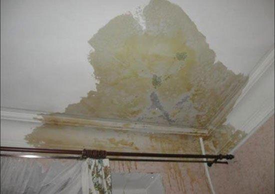 как доказать что соседи затопили квартиру